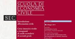CORSO INTENSIVO di Economia Civile per INSEGNANTI di Scuola Superiore.