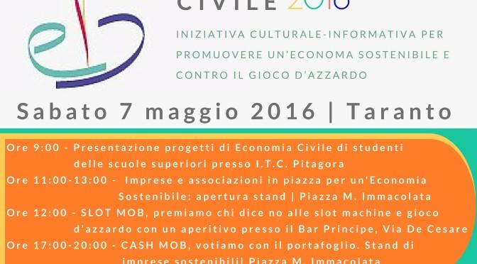 Festa dell'Economia Civile – Taranto