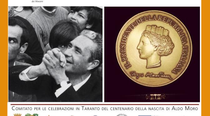 Aldo Moro: gli anni di Taranto